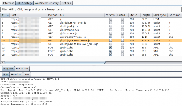 Robert Penz Blog » Howto install and use the Burp Suite as