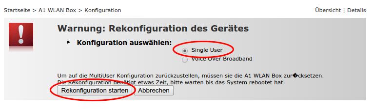 Robert Penz Blog » Howto configure a TG588 from A1 Telekom